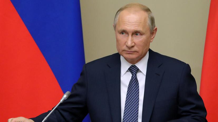Путин назвал справедливыми жалобы на первичное звено здравоохранения