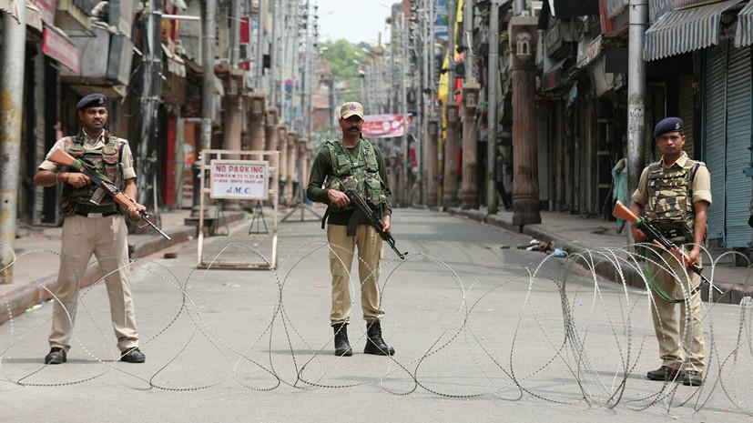 Пакистан обратится в Международный суд ООН из-за ситуации с Кашмиром