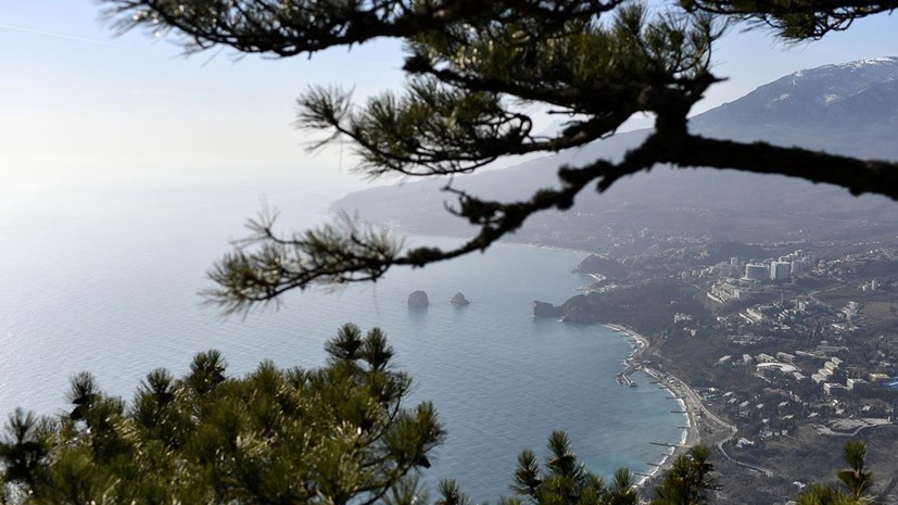 В Крыму разработали шесть горных автомаршрутов для туристов