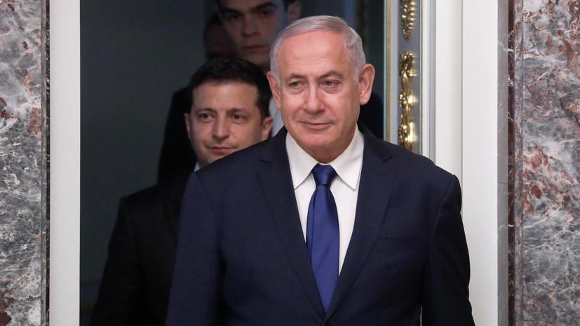 Член делегации Израиля объяснил отказ жены Нетаньяху пробовать каравай