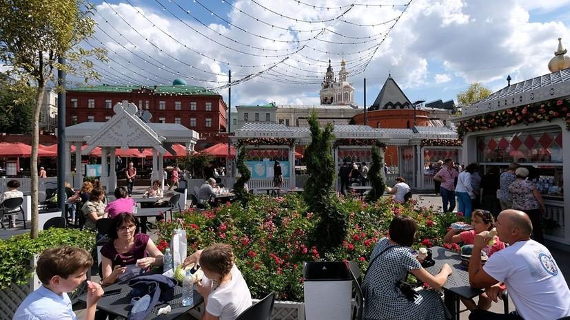 Фестиваль «Цветочный джем» в Москве подготовил специальную программу ко Дню флага