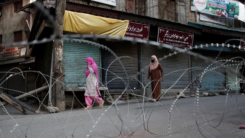 Трамп предложил посредничество в разрешении конфликта из-за Кашмира