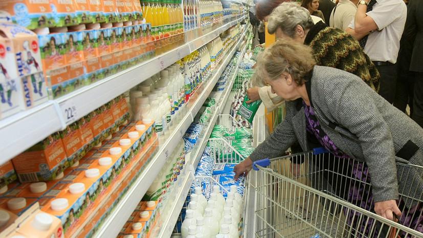 СМИ: В России предложили убирать с прилавков продукцию с нарушением маркировки