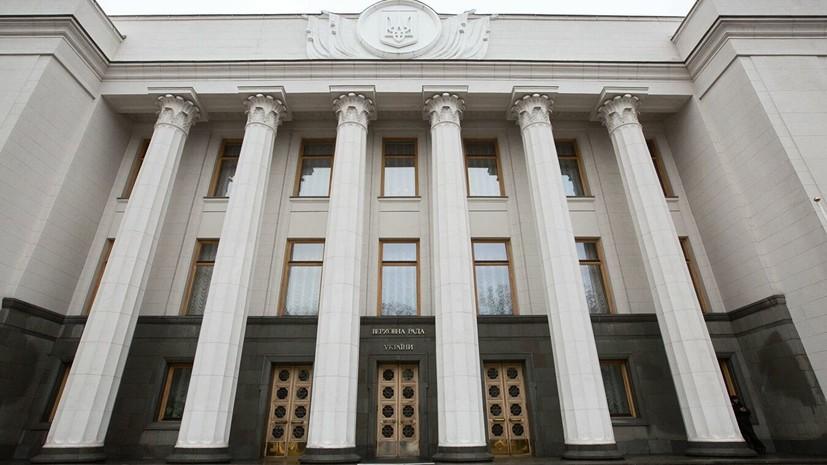 Нового премьера Украины представят общественности 29 августа