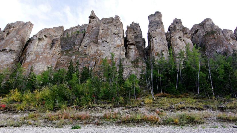 Нацпарк «Ленские столбы» в Якутии получил федеральный статус
