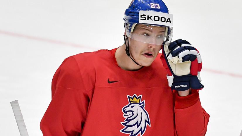 СМИ: «Динамо» заключит контракт с экс-хоккеистом «Вашингтона» Яшкиным