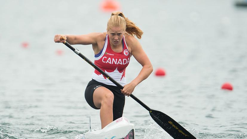 «Это какой-то кошмар»: легендарная канадская каноистка попалась на допинге перед ЧМ