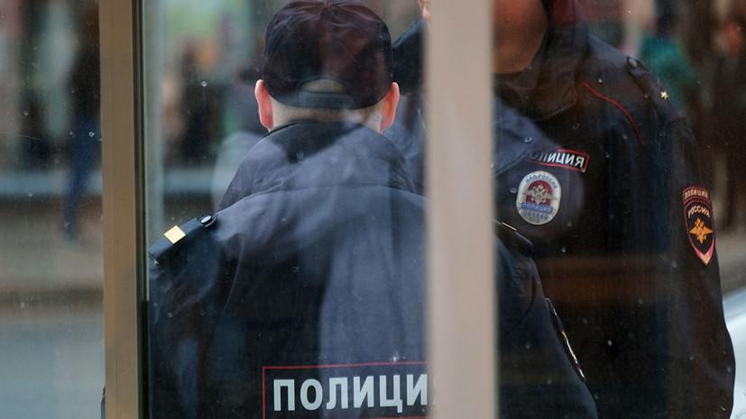 На юге Москвы неизвестный поджёг мужчину