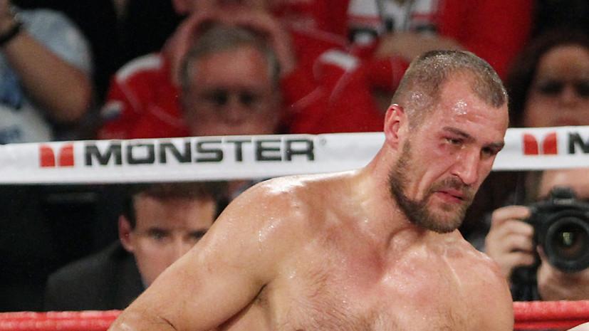 Боксёры Ковалёв и Ярд провели дуэль взглядов