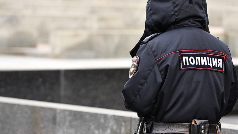 В Москве задержали подозреваемых в поджоге мужчины