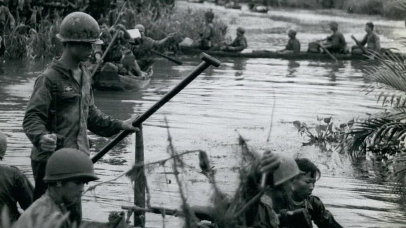 Армия США ищет авторов для книги о войне во Вьетнаме