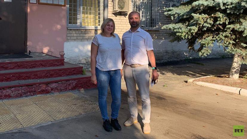 В Россию вернулась первая женщина из «лондонского списка» Титова