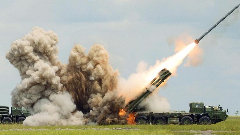 Наследник «Смерча»: какими возможностями обладает новейшая российская реактивная система залпового огня «Торнадо-С»