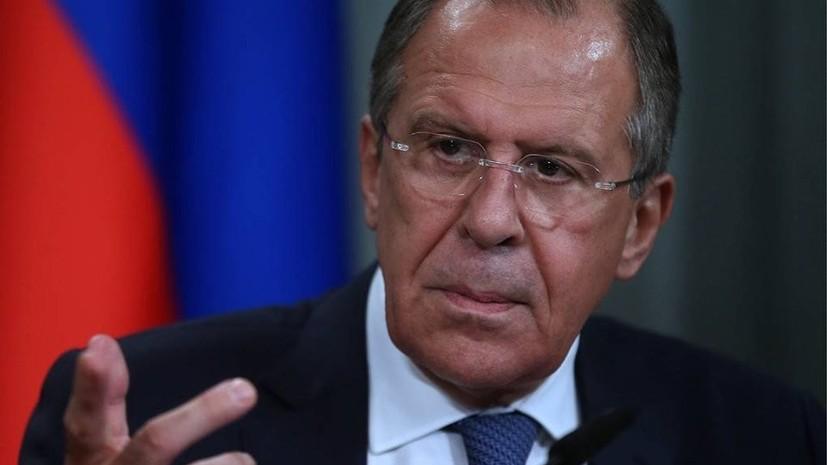 Лавров напомнил о словах Путина после заявлений о России в G8