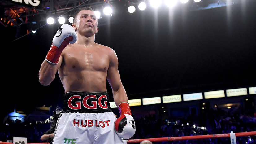 Следующим соперником боксёра Головкина станет Деревянченко