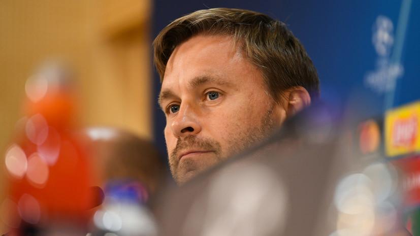 Тренер рассказал, что негативно сказалось на игре «Краснодара» в матче ЛЧ с «Олимпиакосом»