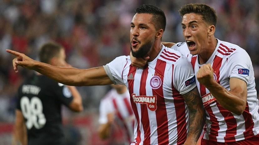 «Краснодар» повторил антирекорд клуба, проиграв матч еврокубка с разницей в четыре мяча