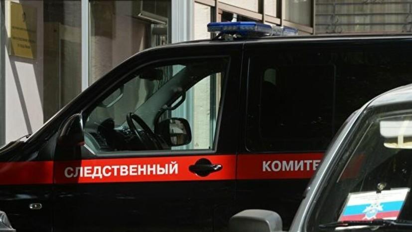 СК возбудил дело после пожара на теплоходе в Петербурге
