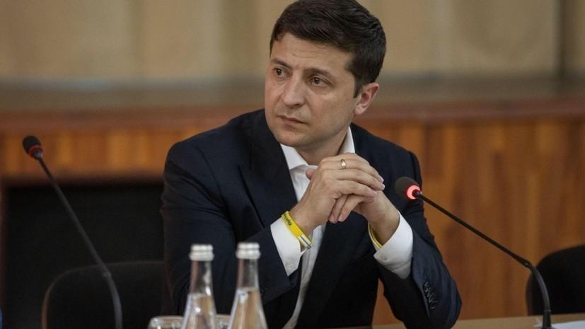 Зеленский обсудил с Джонсоном идею возвращения России в G8
