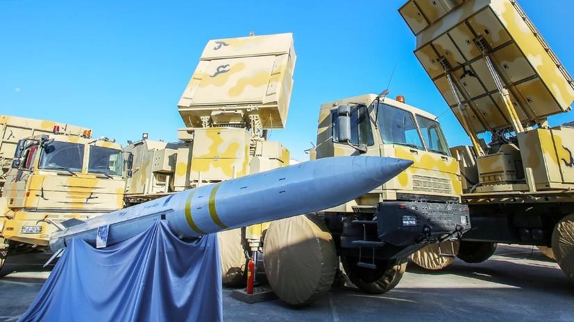 Иранский «Фаворит»: каких результатов достиг Тегеран в разработке комплекса ПВО большой дальности
