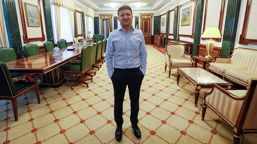 «К осени разочарование усилится»: чего смог добиться Владимир Зеленский за первые 100 дней президентства