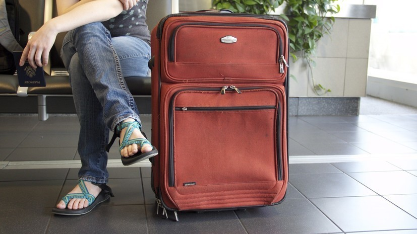 Российские туристы рассказали, сколько раз в год отдыхают за границей