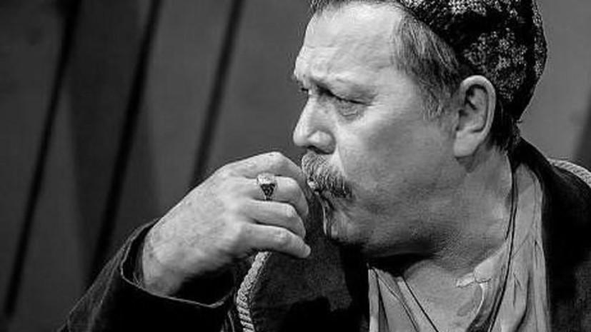 Скончался заслуженный артист России Виктор Власов