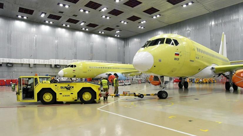 В Кремле прокомментировали «отказ» мексиканской Interjet от SSJ-100
