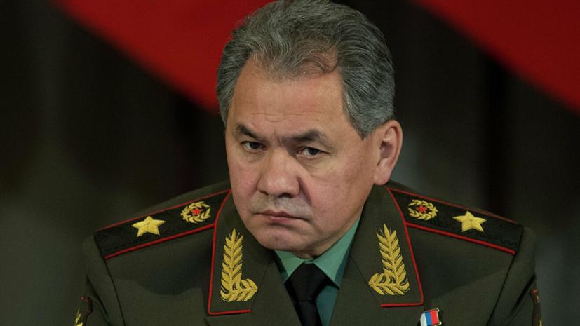 Шойгу обсудил вопросы сотрудничества с министром обороны Абхазии