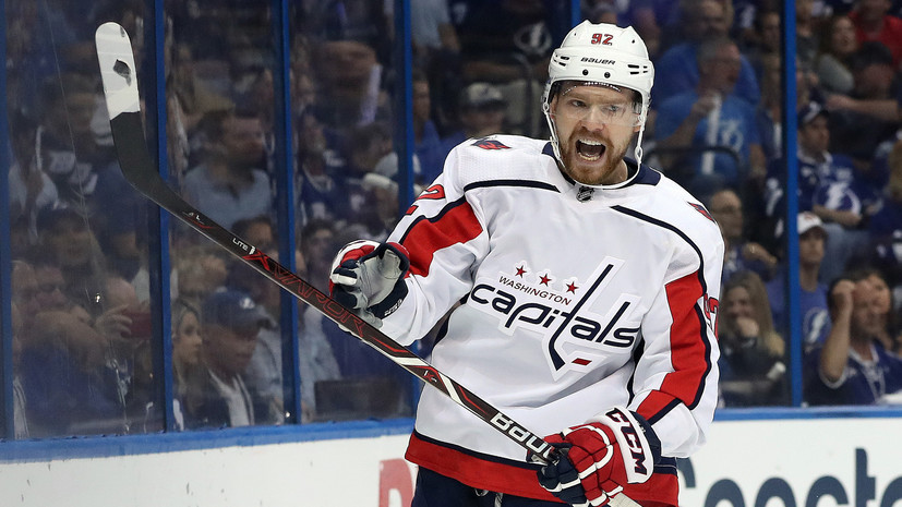 Фазель не знает, накажет ли НХЛ Кузнецова за кокаин