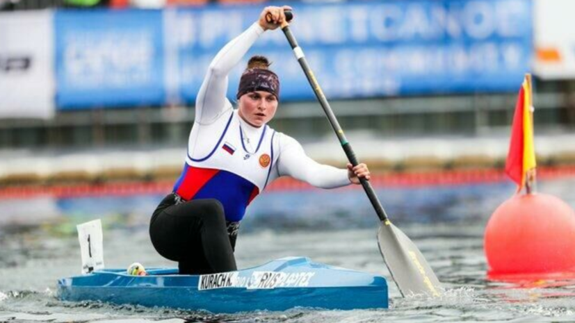 Россияне завоевали три медали в первый соревновательный день ЧМ по гребле