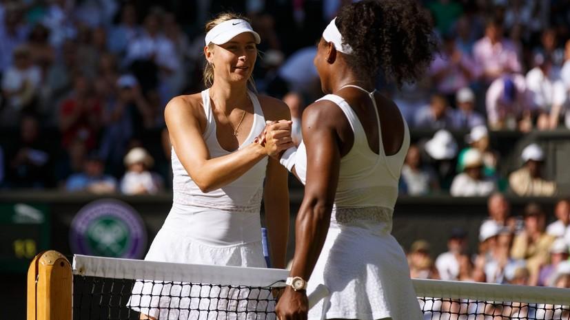 Осака призналась, что будет следить за матчем Серены Уильямс и Шараповой на US Open