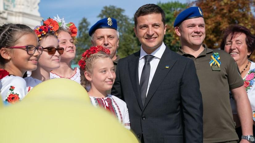 Зеленский объявил 29 августа Днём памяти защитников Украины