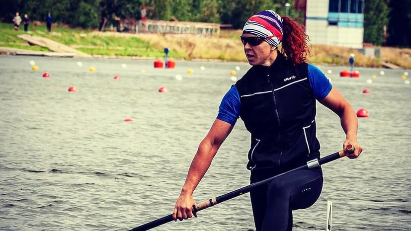 Ромасенко стала серебряным призёром ЧМ в гребле на каноэ на дистанции 200 м
