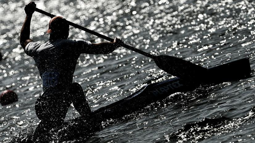 Россияне Шамшурин и Первухин завоевали лицензию на ОИ-2020 в гребле на каноэ