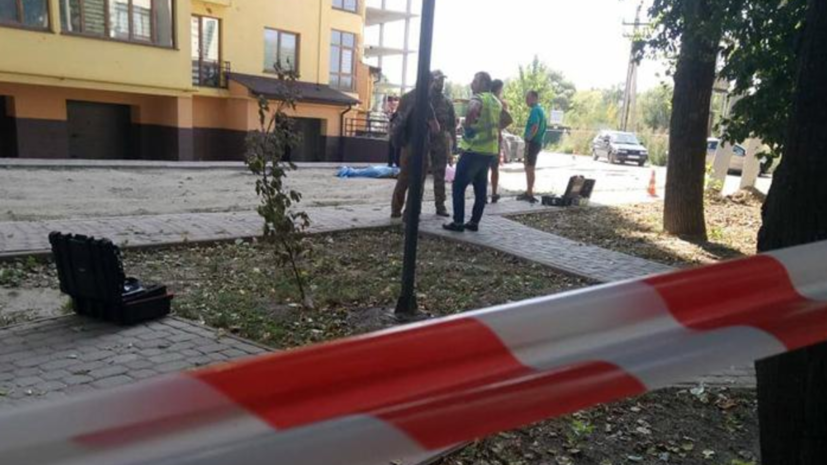 Два человека погибли из-за взрыва двух гранат на Украине