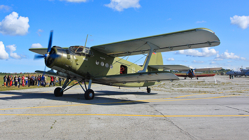Преемник легендарного кукурузника: Минпромторг сообщил о разработке самолёта на замену Ан-2