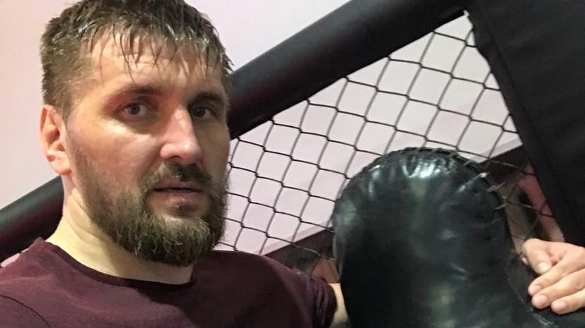Россиянин Минаков одержал победу над американцем Джонсоном на турнире Bellator в США