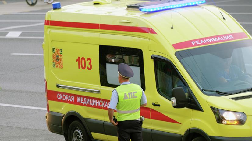 В Мордовии в ДТП два человека погибли и шесть пострадали