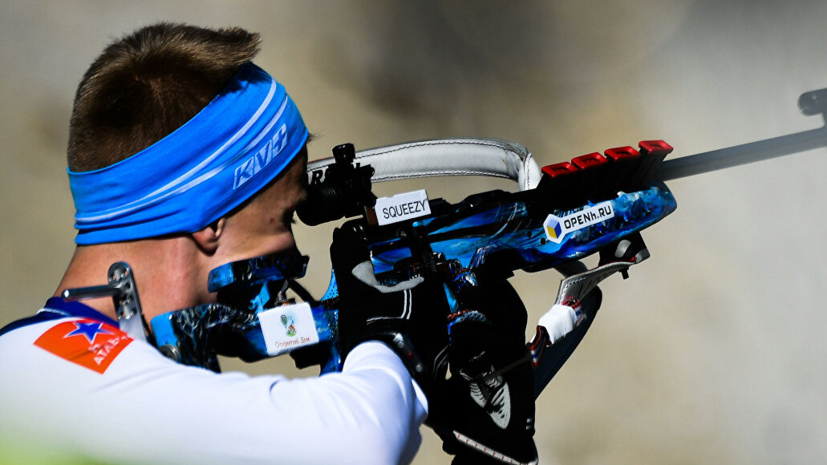 Малиновский завоевал бронзу на ЧМ по летнему биатлону