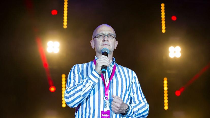 Кириенко оценил проведение «Тавриды — АРТ»