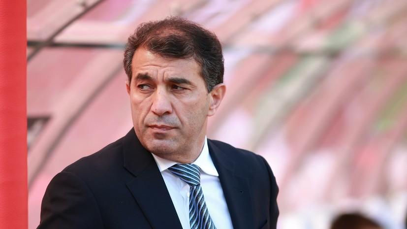 Рахимов заявил, что «Ахмату» не хватало Глушакова и Раванелли в матче с ЦСКА