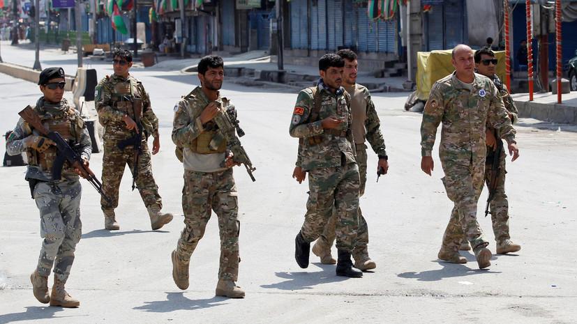 В Афганистане произошёл взрыв у консульства Пакистана