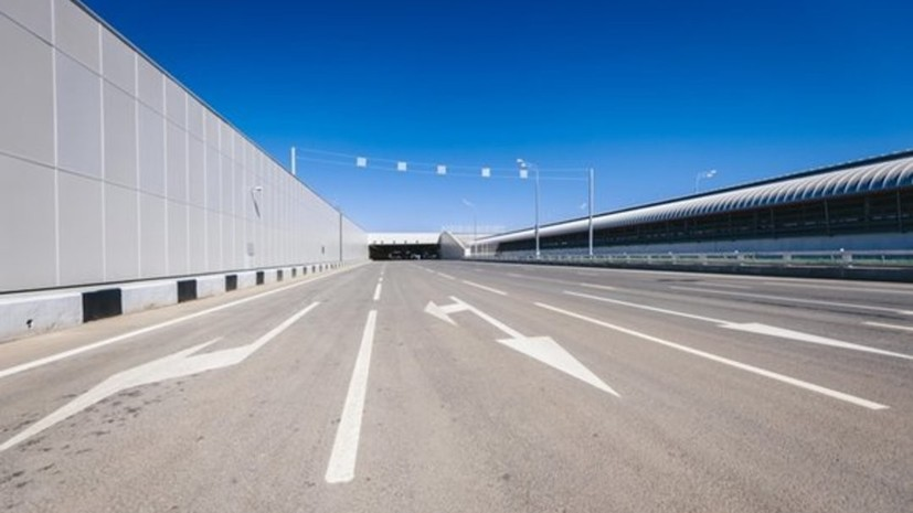 В ТиНАО открыли дублёр Остафьевского шоссе