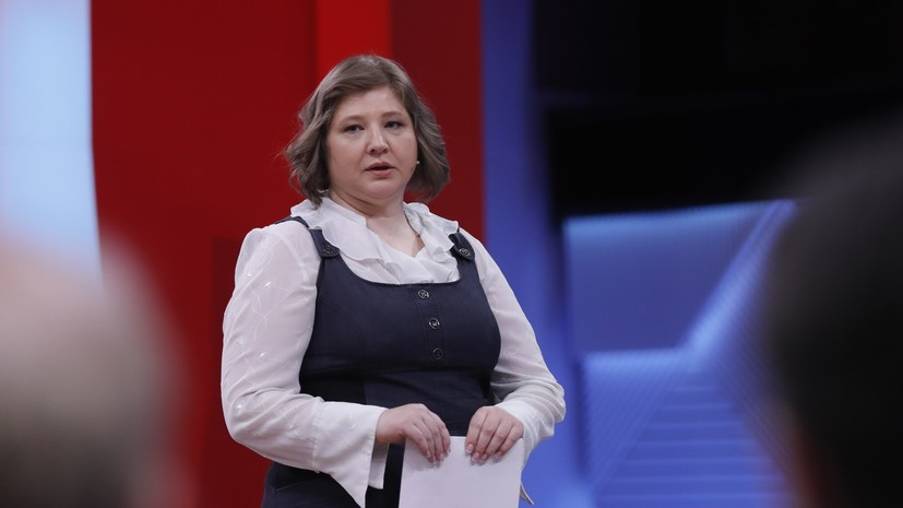 Виктория Скрипаль прокомментировала вступление в силу новых санкций США