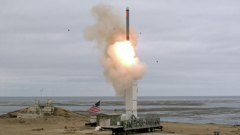 В Кремле пообещали ответить на испытания США новой ракеты