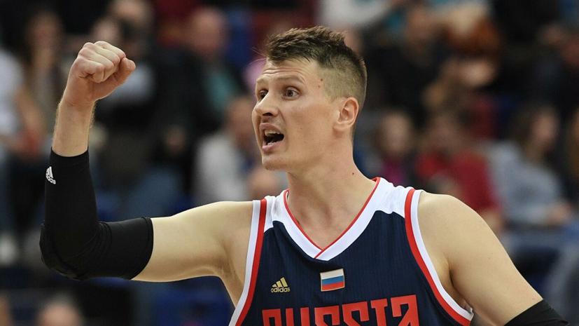 Карасёв заявил, что сборная России постарается «пошуметь» на ЧМ-2019 по баскетболу