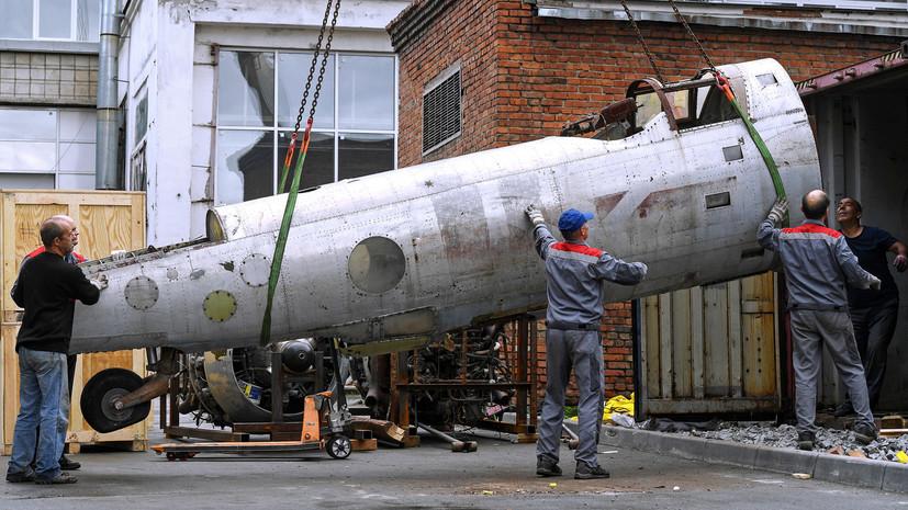 «Будет сложно, но мы это сделаем»: как новосибирские инженеры собираются восстанавливать бомбардировщик Ту-2