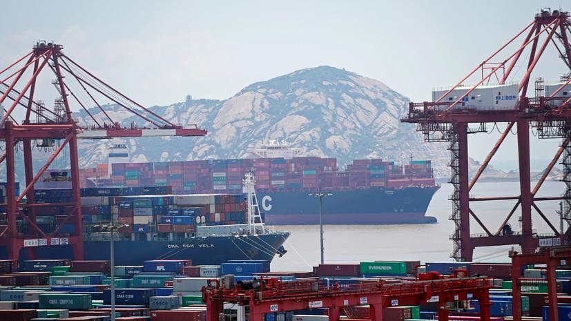 Экономические условия: зачем Трамп собирается ввести режим ЧП из-за торговой войны с Китаем