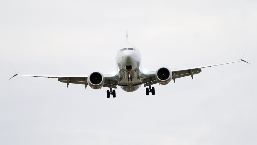 Дочерняя компания Ростеха подала иск к Boeing из-за 737 MAX
